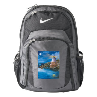 Castle Hill Lighthouse Nike Backpack