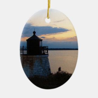 Castle Hill Lighthouse Ornament