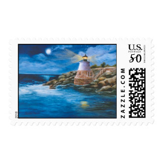 Castle Hill Lighthouse Postage