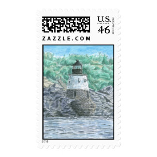 Castle Hill Lighthouse Postage Stamps