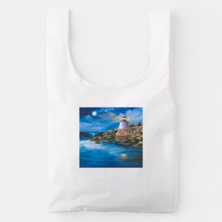 Castle Hill Lighthouse Reusable Bag