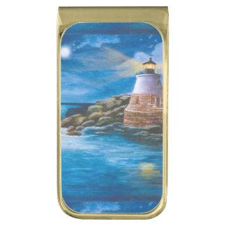 Castle Hill Lighthouse Money Clip