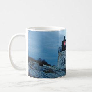 Castle Hill Ligthouse mug Newport, RI