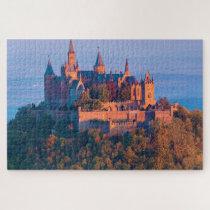 Castle Hohenzollern Germany. Jigsaw Puzzle