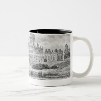 Castle Howard Two-Tone Coffee Mug