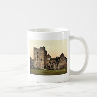 Castle, II., Ludlow, England rare Photochrom Coffee Mug