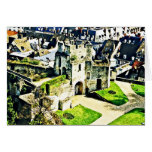Castle in France near Paris Cards