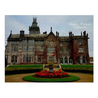 Castle in Ireland Postcard