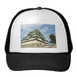 Castle in Japan Hats