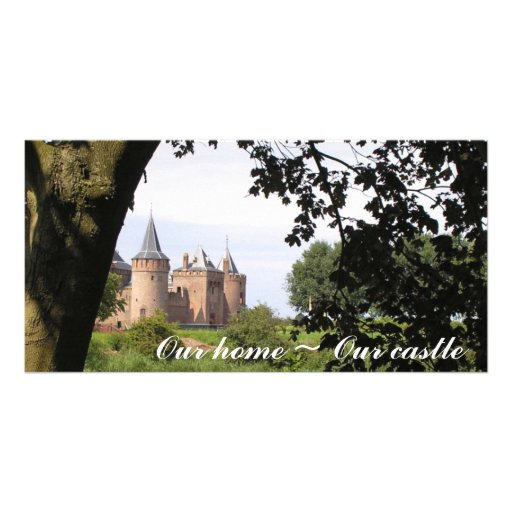Castle in Muiden The Netherlands Photo Cards