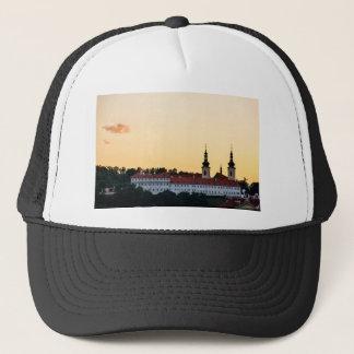 Castle in Prague Trucker Hat