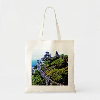 Castle in Sintra Portugal Bag