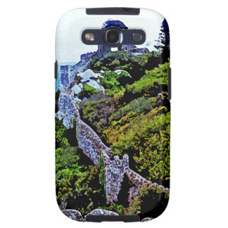 Castle in Sintra Portugal Galaxy SIII Cases