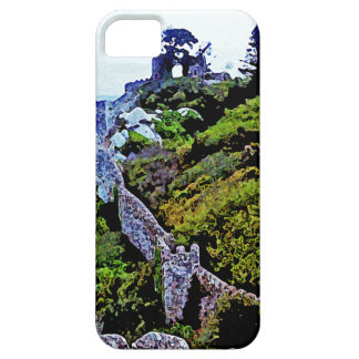 Castle in Sintra Portugal iPhone 5 Case