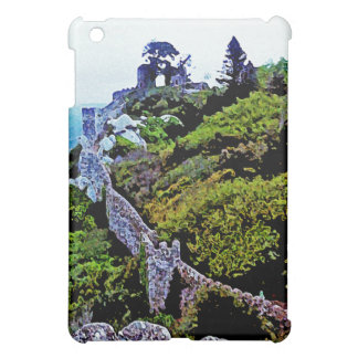 Castle in Sintra Portugal iPad Mini Cases