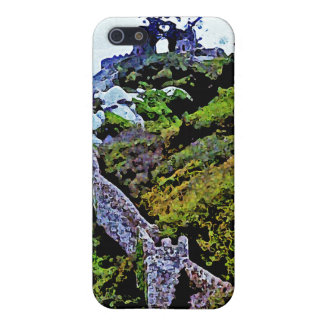 Castle in Sintra Portugal Covers For iPhone 5