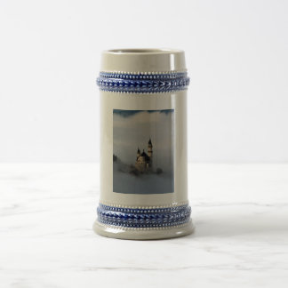 Castle in the Clouds Beer Stein