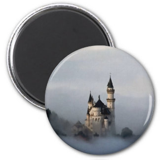 Castle in the Clouds Magnet