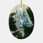 Castle in the Pines ornament