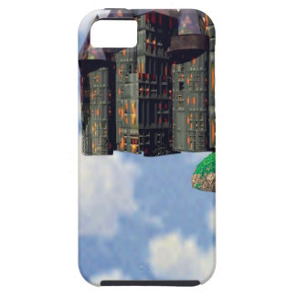 Castle in the Sky - CricketDiane iPhone4 design iPhone 5 Covers