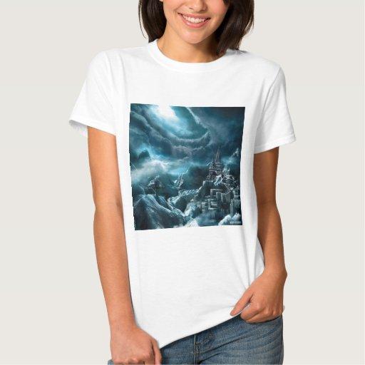Castle In the Sky Merch. T Shirt