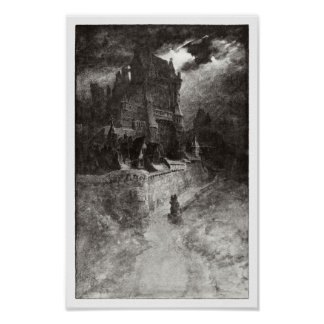 Castle in the storm poster
