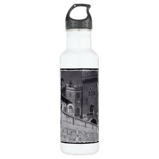Castle In Trieste 24oz Water Bottle