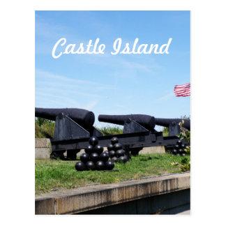 Castle Island Postcard