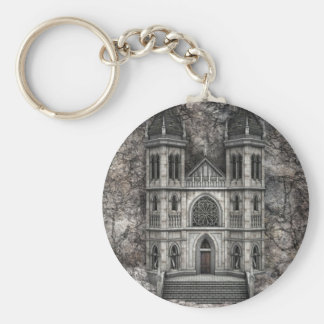 Castle Keychain