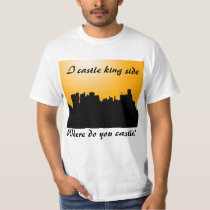 Castle King Side T-Shirt