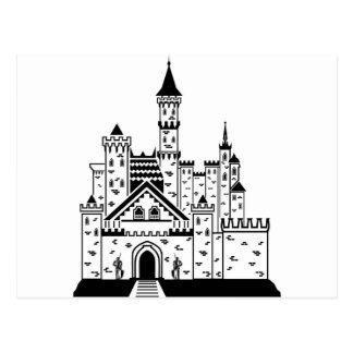 Castle Knight Postcard