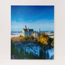 Castle Kristin Fairy Germany. Jigsaw Puzzle