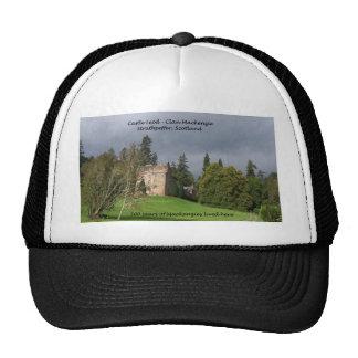 CASTLE LEOD - Scotland MacKenzie Clan Trucker Hat