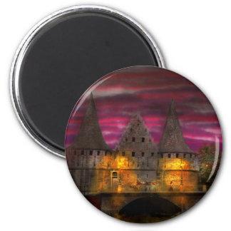 Castle - Meet me by the Rabot Sluice 2 Inch Round Magnet