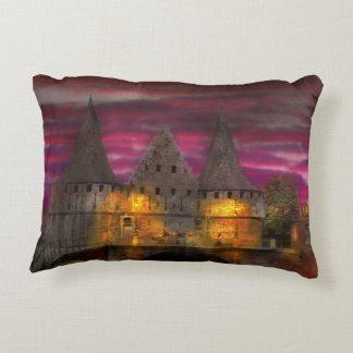 Castle - Meet me by the Rabot Sluice Accent Pillow