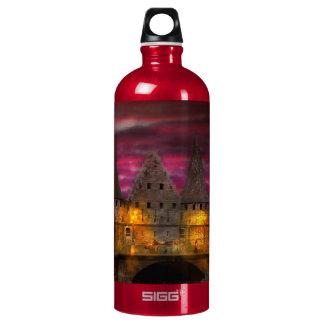 Castle - Meet me by the Rabot Sluice Aluminum Water Bottle