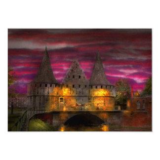Castle - Meet me by the Rabot Sluice Card