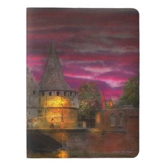 Castle - Meet me by the Rabot Sluice Extra Large Moleskine Notebook
