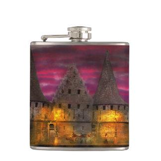 Castle - Meet me by the Rabot Sluice Flask