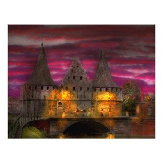 Castle - Meet me by the Rabot Sluice Flyer