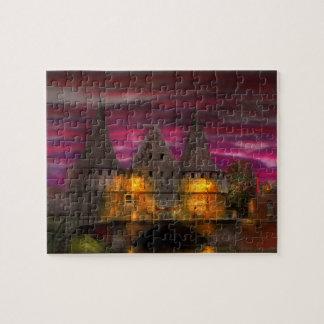 Castle - Meet me by the Rabot Sluice Jigsaw Puzzle