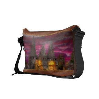 Castle - Meet me by the Rabot Sluice Messenger Bag