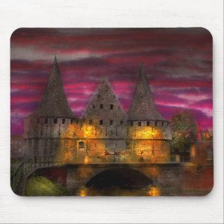 Castle - Meet me by the Rabot Sluice Mouse Pad