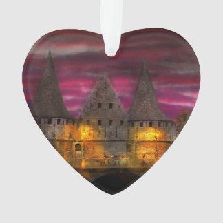 Castle - Meet me by the Rabot Sluice Ornament