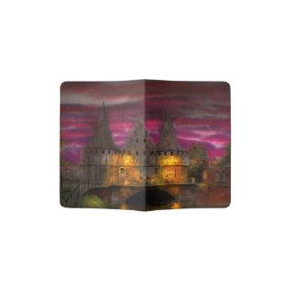 Castle - Meet me by the Rabot Sluice Passport Holder