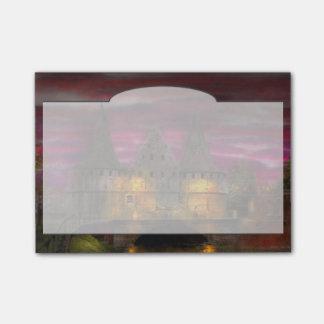 Castle - Meet me by the Rabot Sluice Post-it® Notes