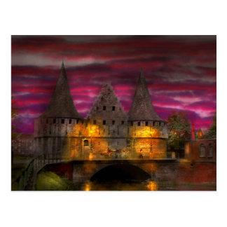 Castle - Meet me by the Rabot Sluice Postcard