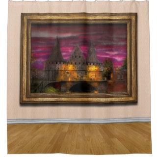 Castle - Meet me by the Rabot Sluice Shower Curtain