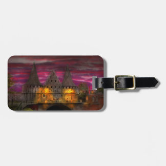 Castle - Meet me by the Rabot Sluice Tag For Luggage