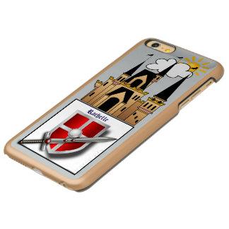 Castle monogrammed incipio feather® shine iPhone 6 plus case